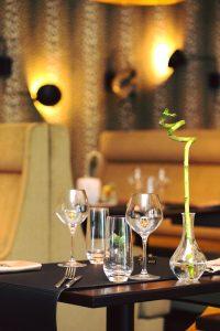 L'Hôtel l'Arbre Voyageur restaurant à Lille