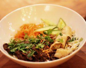 Découvrez l'alliance entre la cuisine vietnamienne et française au Mandala à Strasbourg