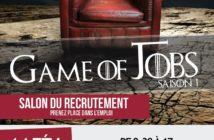 premier salon Game Of Jobs à Roubaix