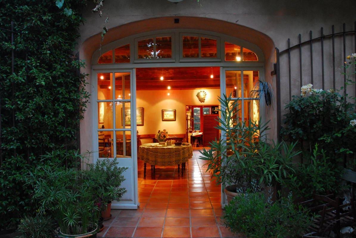 Intérieur restaurant - Hôtel Le Mas de Grés
