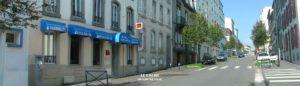 L'Hôtel Bellevue à Brest