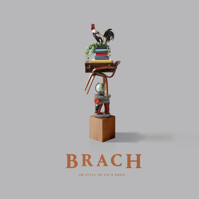 Hôtel Brach Paris - Philippe Starck