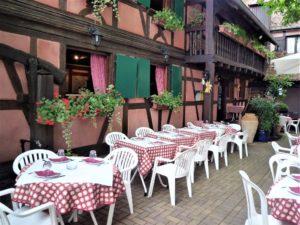 Restaurant Le Marronnier traditionnel et alsacien
