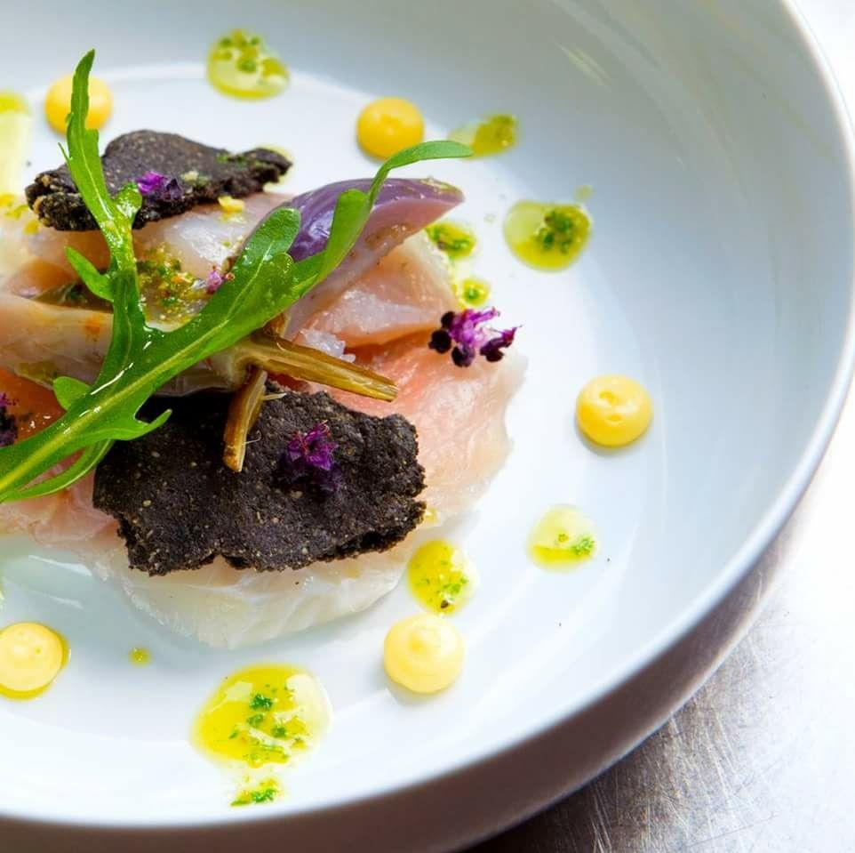 Découvrez une cuisine créative et moderne au sein du restaurant La Cense réalisé par le chef Stéphane Lefèvre