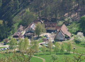 Gimbelhof restaurant authentique à Lembach