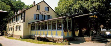 Le restaurant Gimbelhof