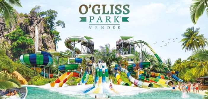 O'Gliss park, parc d'attractions aquatiques à Moutier les Mauxfaits en Vendée