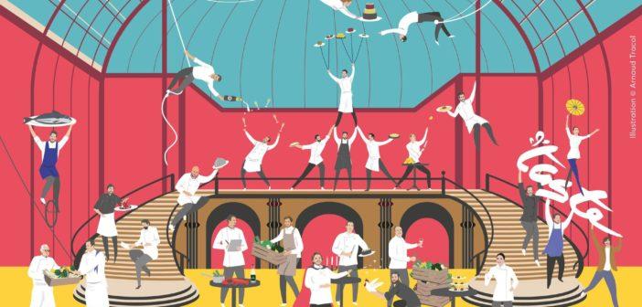 Festival Taste of Paris 2018