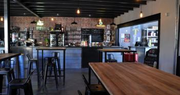 L'Atelier - Cave Bar Restaurant à la Mothe Achard - salle intérieure