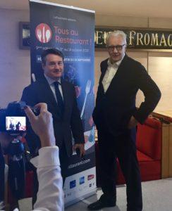 Conférence de Presse Tous au Restaurant 2018
