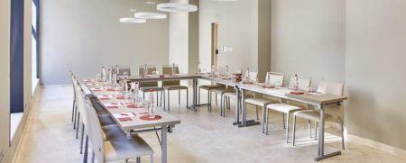 NH Collection Marseille salle de réunion