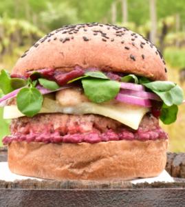 Burgers Toqués : Le burger Frontonnais de Julien LOPEZ, finaliste 2018