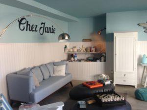 Découvrez l'hôtel et restaurant Chez Janie à Roscoff