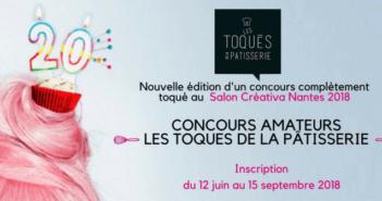 Concours les Toqués de la Pâtisserie Nantes