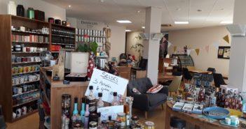 Restaurant et épicerie fine à Strasbourg Le Plaisir Gourmand
