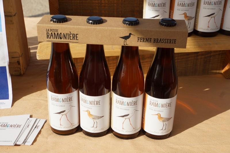 Bières de la Brasserie artisanales vendéenne La Petite Ramonière