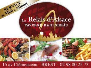 Les Relais d'Alsace Brest