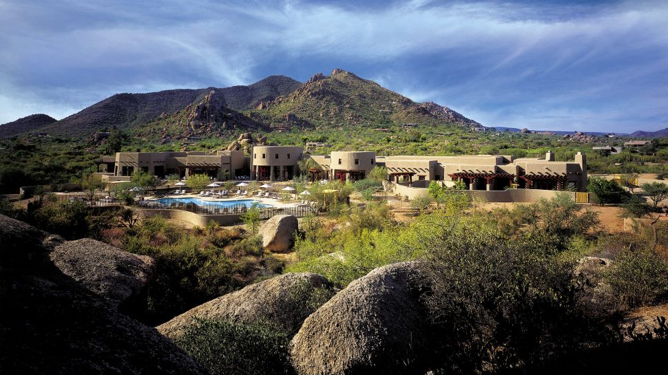 Hôtel de luxe le Boulders Resort & Spa en Arizona