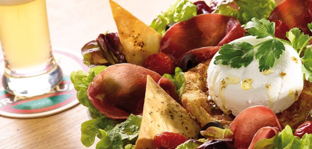salade des 3 Brasseurs Coquelles