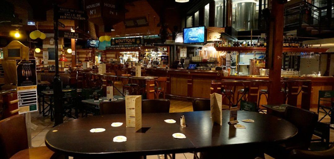 Les 3 Brasseurs à Coquelles, de bons petits plats et des bières