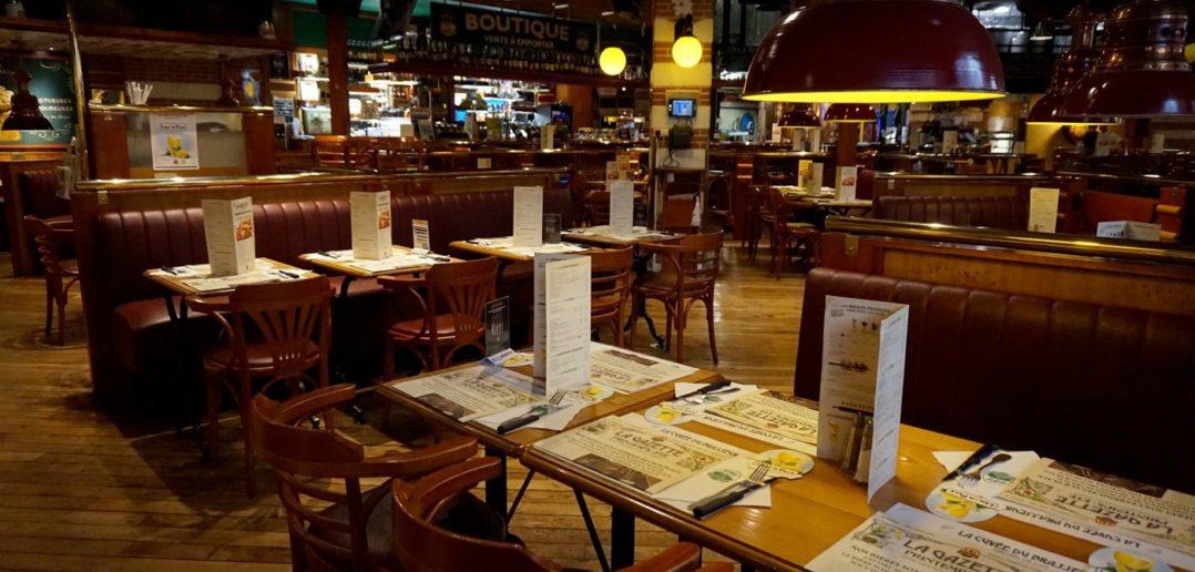 Restaurant Brasserie Les 3 Brasseurs