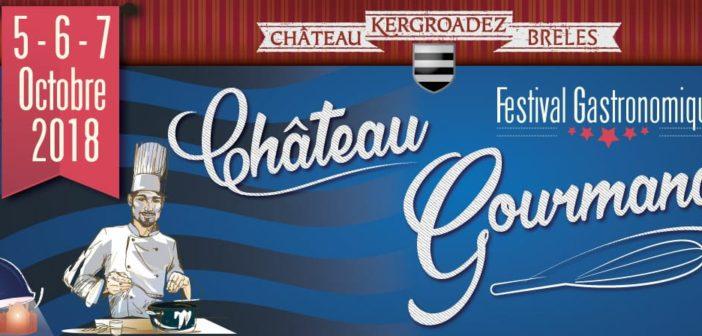 Festival du Château Gourmand à Brélès