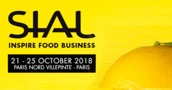 Affiche du salon international de l'alimentation 2018