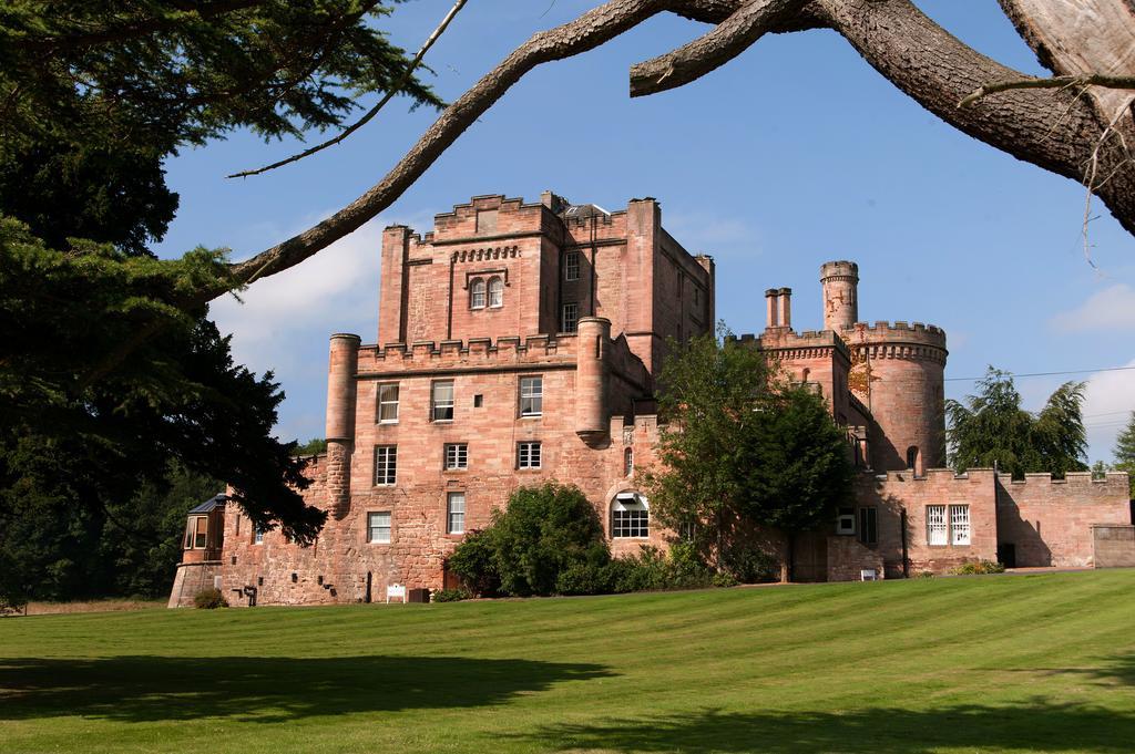 Photo de l'Hôtel & Spa Dalhousie Castle