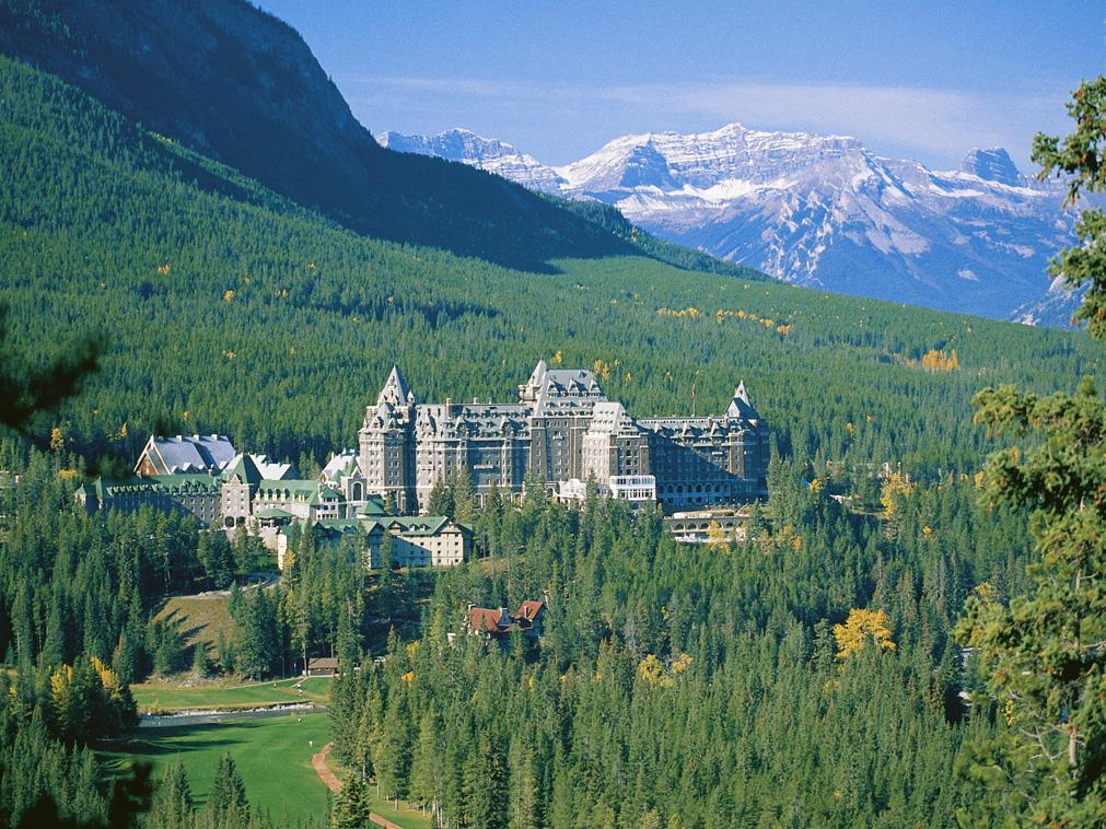 Photo de l'hôtel Fairmont Banff Springs