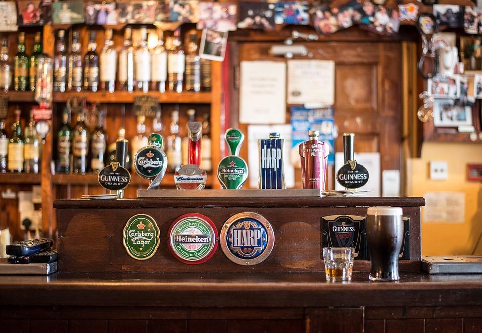 Différentes marques de bières