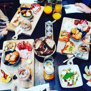 Rendez-vous au Cappriciosa pour déguster le meilleur brunch de Strasbourg