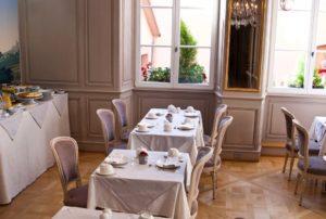 L'Hôtel Bouclier d'Or vous propose des brunchs