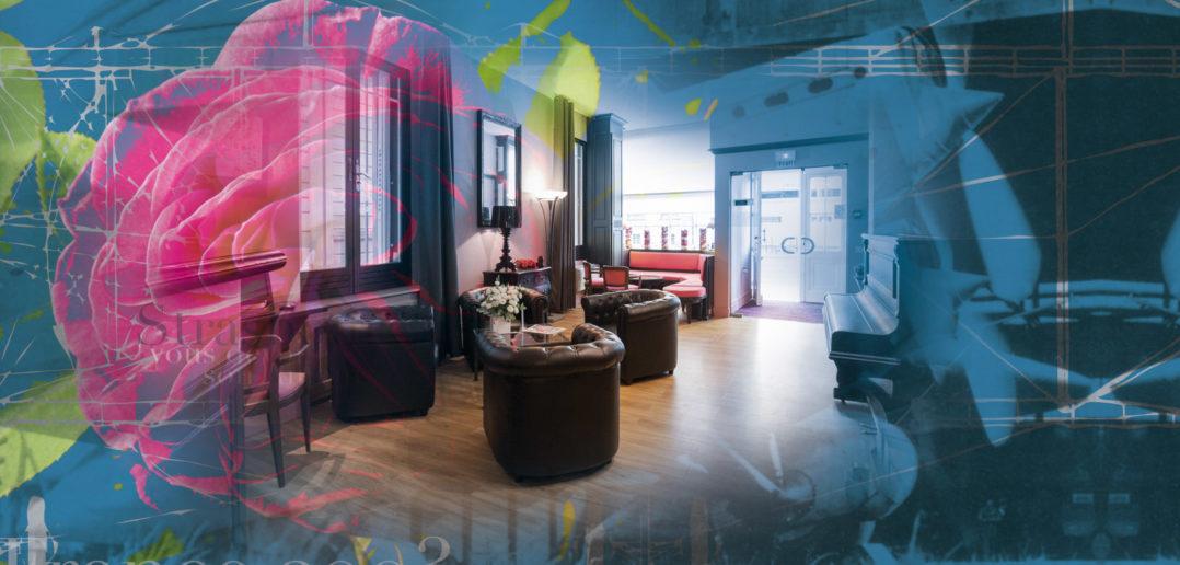 Découvrez le magnifique hôtel Roses à Strasbourg