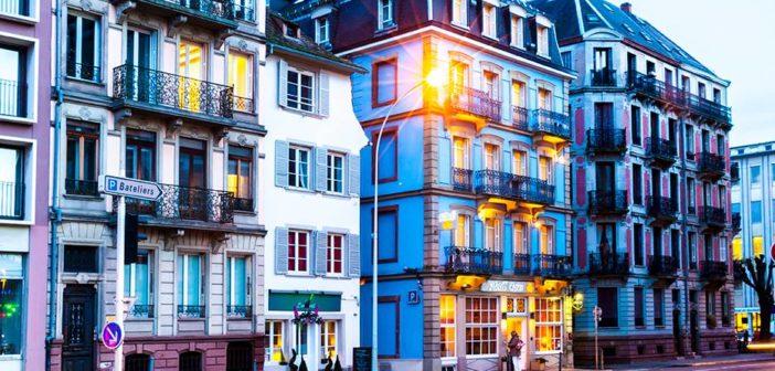 Découvrez l'Hôtel Roses à Strasbourg