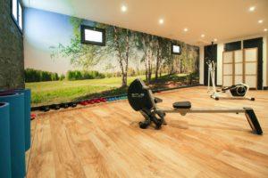 Gardez la forme avec la salle de sport de l'Hôtel Roses à Strasbourg
