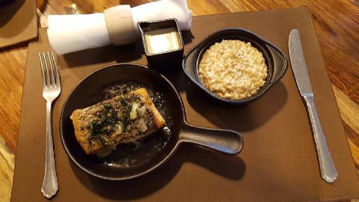 Restaurant Tours : Plat de La Maison Colbert