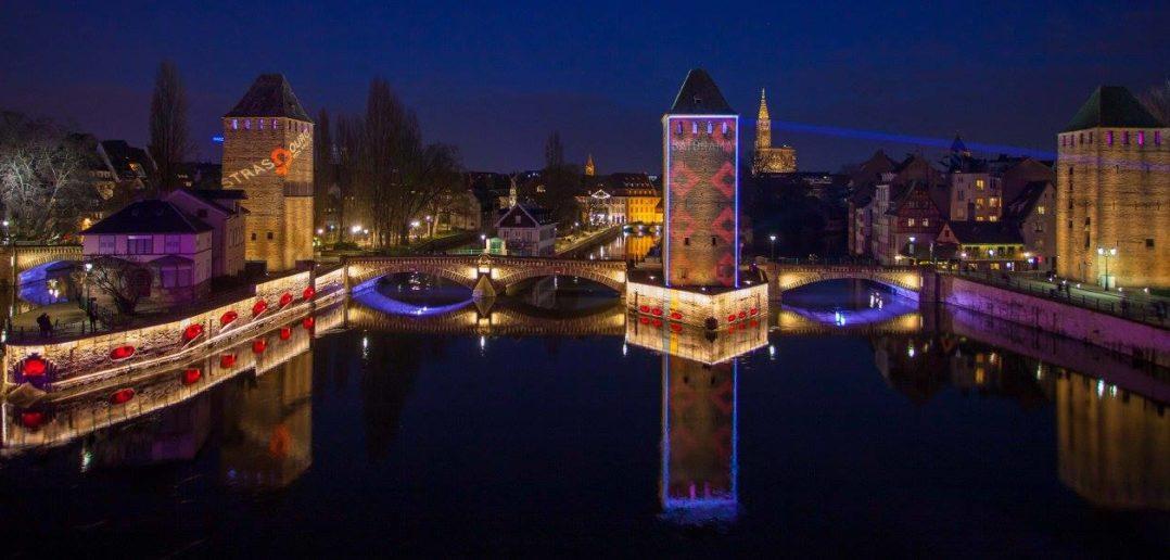 Venez fêter l'amour à Strasbourg Mon Amour