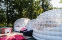 Pour la Saint-Valentin offrez-vous une nuit dans une bulle au Domaine d'Arvor
