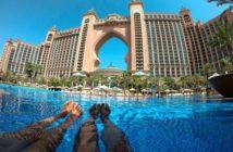 Hôtel sous l'eau Dubaï insolite