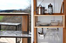 La jolie cabane Latite en Auvergne