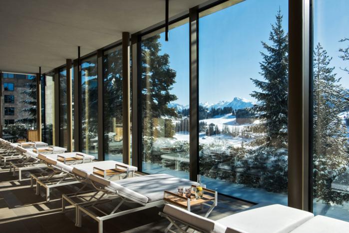 Plus beaux hôtels : Burgenstock Resort Lake Suisse