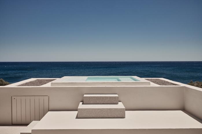 Plus beaux hôtels : Istoria Île de Santorin en Grèce