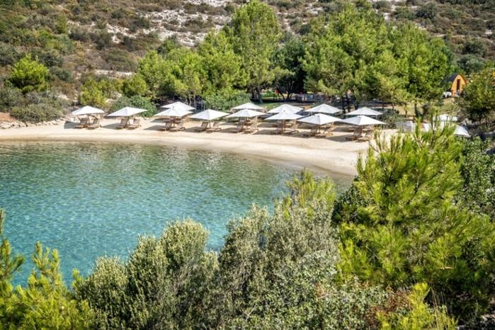Plus beaux hôtels : Le Six Senses Kaplankaya Turquie