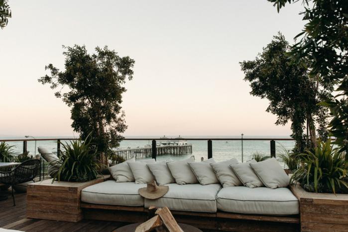 Plus beaux hôtels : The Surfrider Malibu