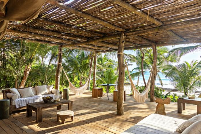 Plus beaux hôtels : La Valise à Tulum