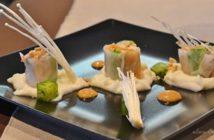Une cuisine gastronomique au Poisson d'Avril au Guilvinec