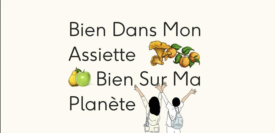 Slogan de l'association Ecotable