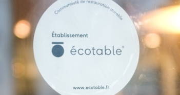 Logo du label Ecotable