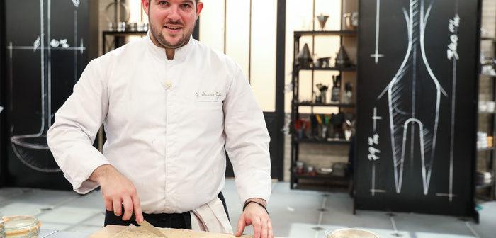 Top Chef 2019 : Guillaume Pape cuisine dans les locaux de Top Chef