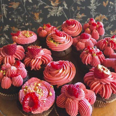 Délicieux cupcakes à goûter chez Madame Julia à Strasbourg